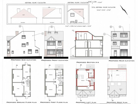 Architectural Drawings in Manchester
