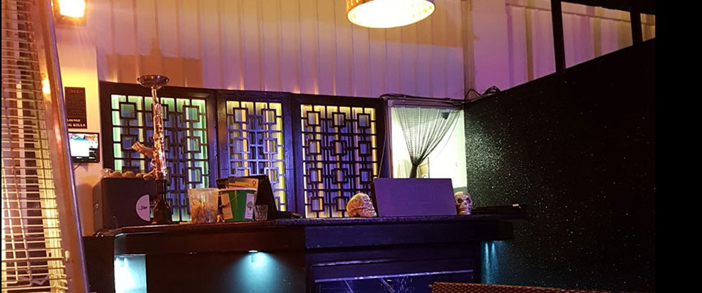 Cafe shop or restaurant