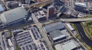 site-plan-aerial-view-manchester-arena-trampoline-park