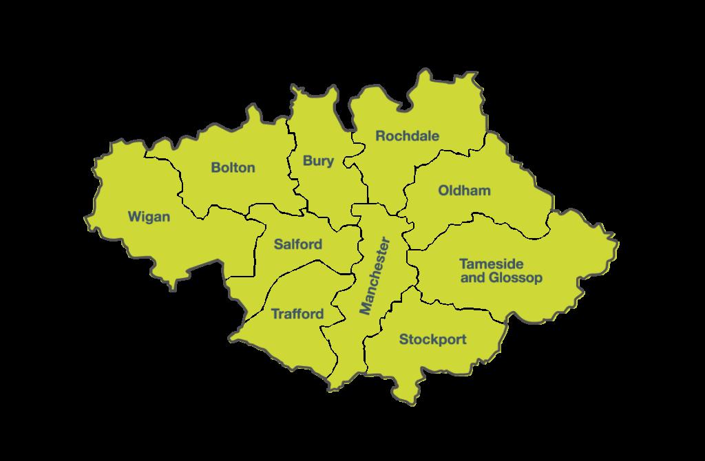 manchester boroughs